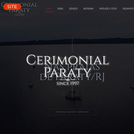 cerimonial paraty